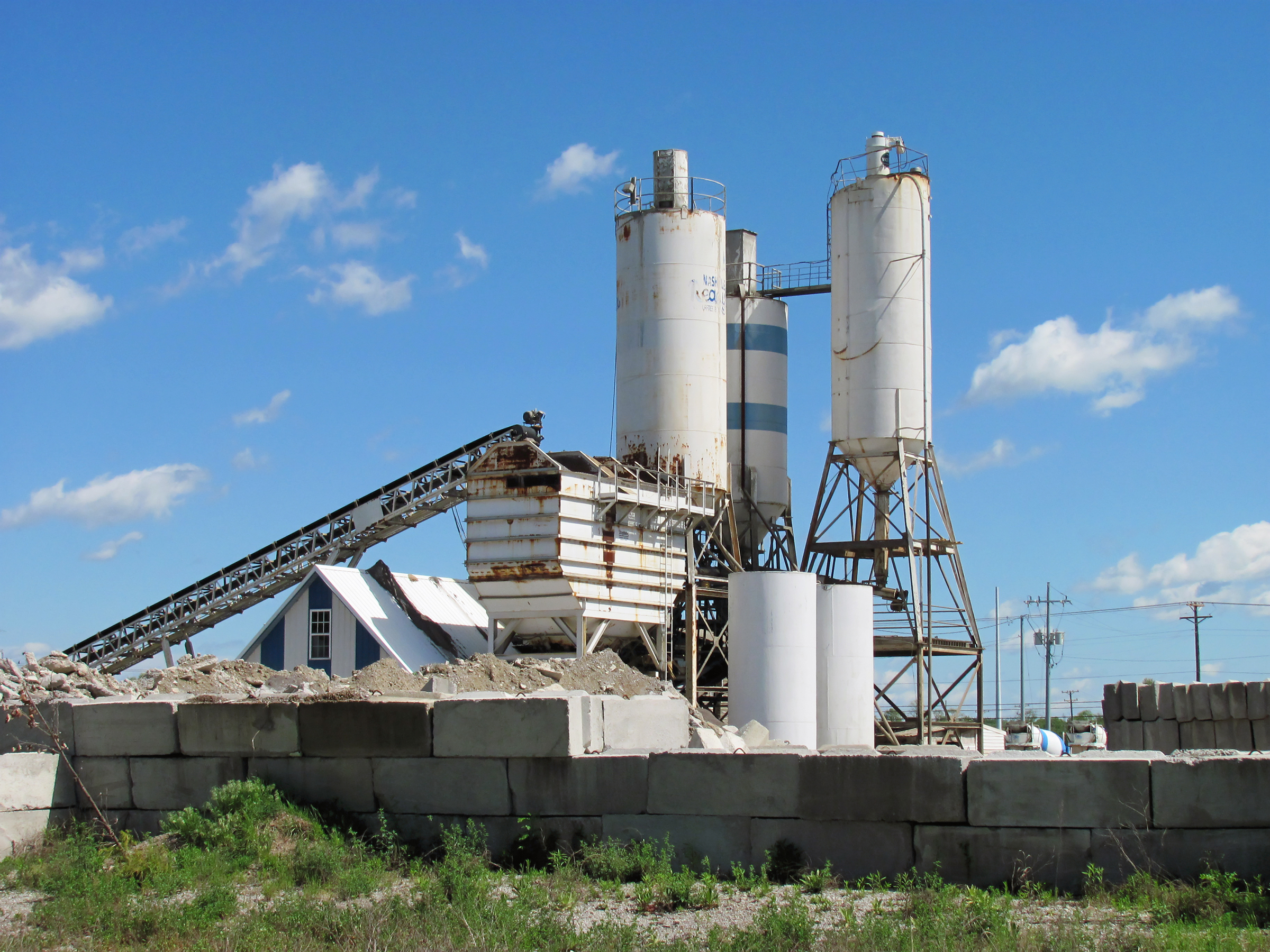Industrial Concrete Services in West Tennessee ...